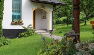 Eingang Gästehaus