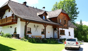 Haupthaus Ferienhof Breitenbaumer