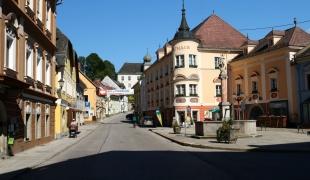 Marktplatz Windischgarsten