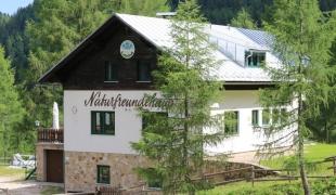 Naturfreundehaus auf der Wurzeralm