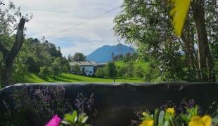Sommerurlaub Zick am Berg