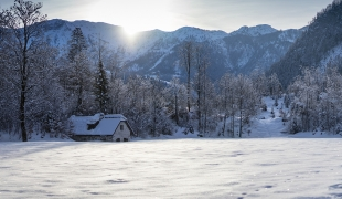 Winter Urlaub Zick am Berg