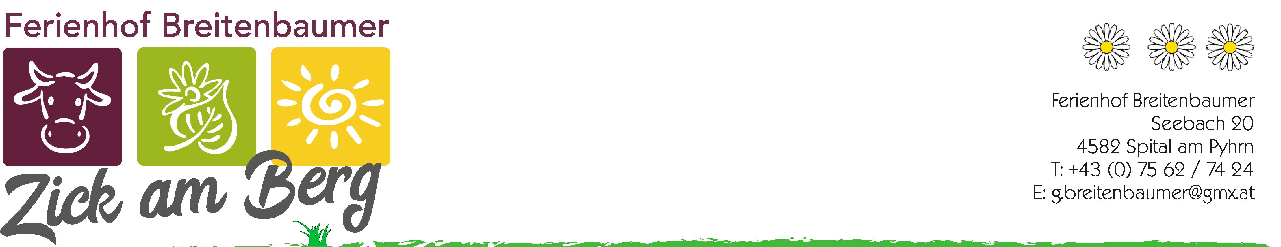 Ferienhof Breitenbaumer Logo